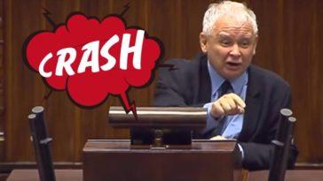 Jarosław Kaczyński: Zniszczyliście go, zamordowaliście go, jesteście kanaliam