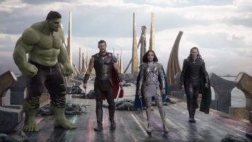 Thor Ragnarok SDCC 2017