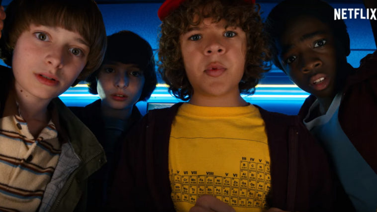 Drugi sezon Stranger Things - zwiastun online