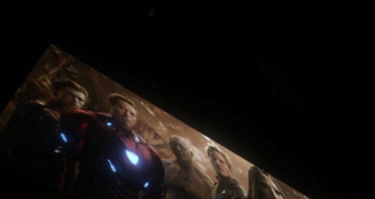 Zwiastun Avengers: Infinity War wyciek online