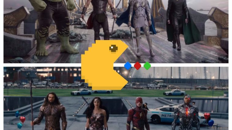 Liga Sprawiedliwości vs Thor: Ragnarok
