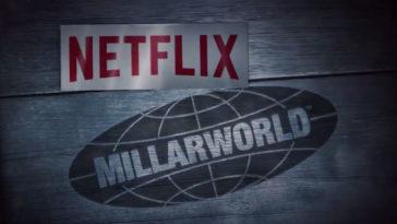 Netflix kupił Millarworld