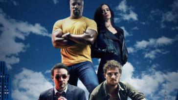 The Defenders recenzja