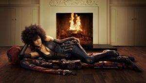 Domino Deadpool 2 Zazie Beetz i Ryan Reynolds