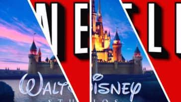 Netflix i Disney