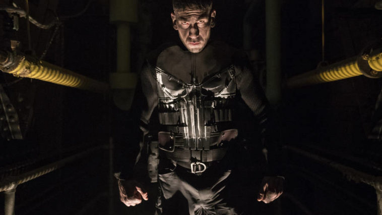 Marvel's The Punisher (2017) - Netflix, Marvel