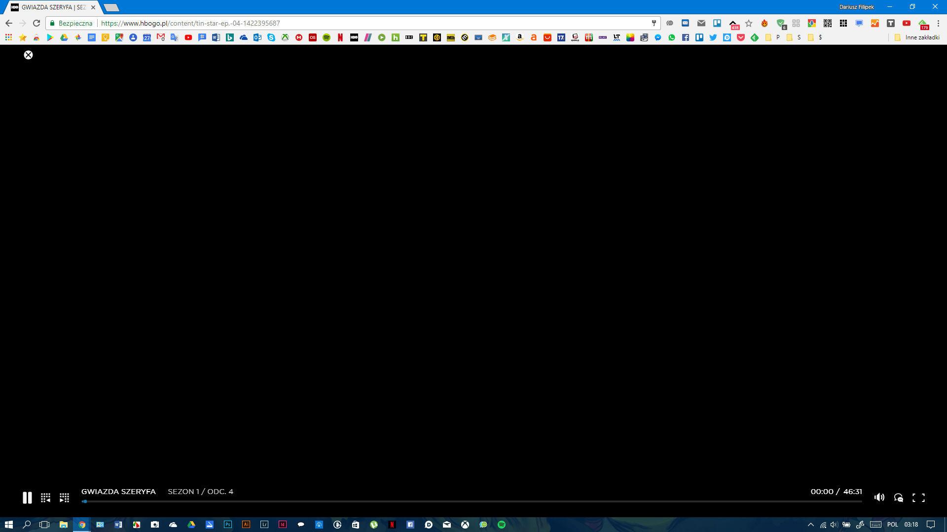 HBO GO nie działa