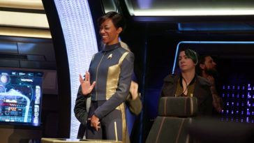 Star Trek: Discovery na Netflixie