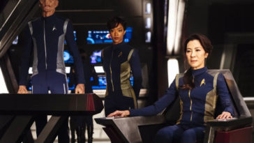 Star Trek: Discovery sezon 2 w 2019 roku