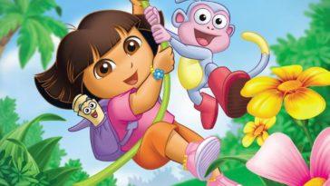 Dora poznaje świat michael bay