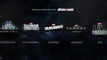 Seriale Marvel w Showmax to bardzo dobra wiadomość | Materiał prasowy Showmax
