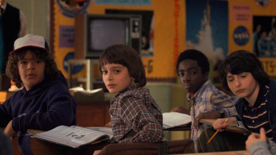 Stranger Things 2 Netflix polska online