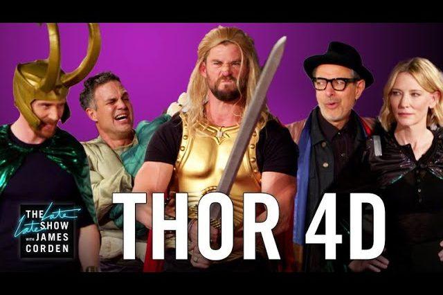 Thor: Ragnarok za darmo online napisy