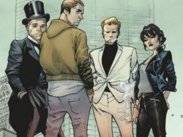The Magic Order netflix komiks millarworld