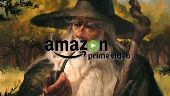 władca pierścieni amazon prime video serial tolkien
