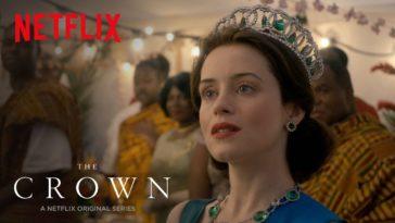 zwiastun drugiego sezonu The Crown