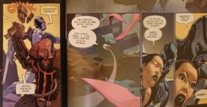 Mucha Comics błąd w uncanny x-force