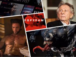 Roman Polański Venom Netflix Wolverine