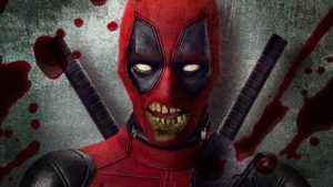 the walking dead deadpool zombie