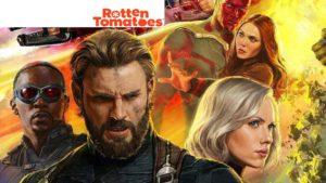 pierwsze recenzje avengers: wojna bez granic 2018 marvel cinematic universe w kinach