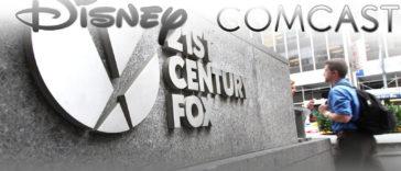 Przejęcie 21st Century Fox przez Disney zagrożone. Comcast zaoferował więcej!