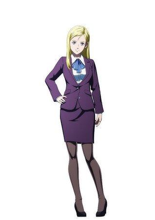 Sarah Ingress: The Animation Netflix anime