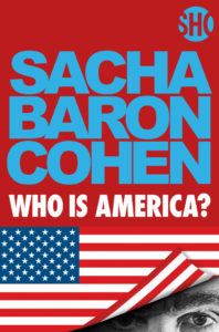 who is america? plakat poster
