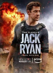 plakat jack ryan poster amazon