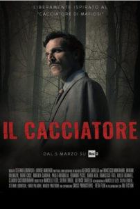 Il Cacciatore Polowanie na mafię plakat Il Cacciatore Polowanie na mafię recenzja