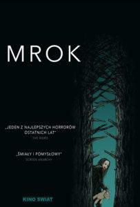 Mrok plakat the dark poster 2018