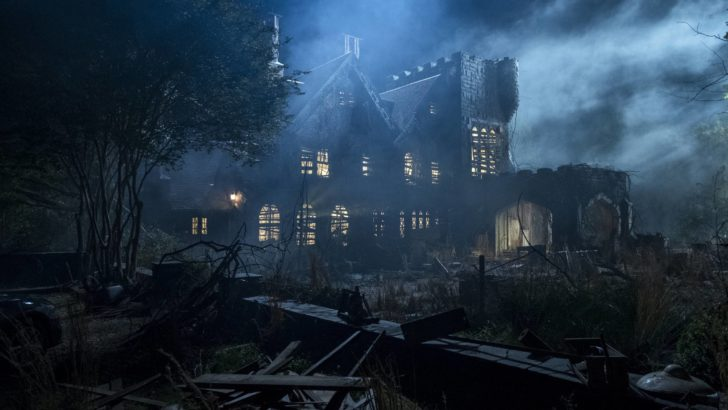 Nawiedzony dom na wzgórzu (Netflix)