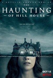 plakat Nawiedzony dom na wzgórzu