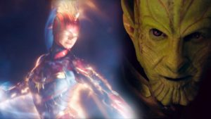 Zwiastun filmu Kapitan Marvel