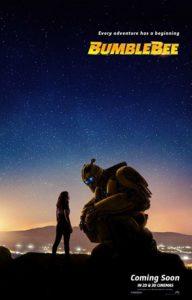 Plakat filmu Bumblebee