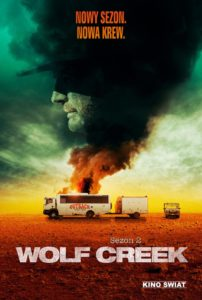 Plakat serialu Wolf Creek