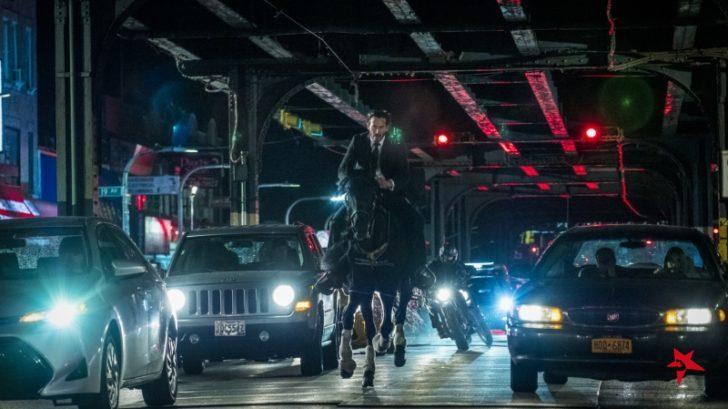John Wick 3 (Lionsgate/Monlith)