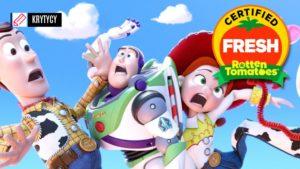 Toy Story 4 rotten tomatoes krytycy oceny recenzje