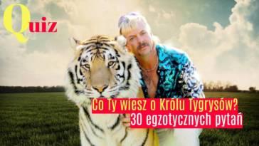 król tygrysów quiz tiger king netflix
