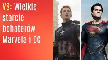 Marvel czy DC