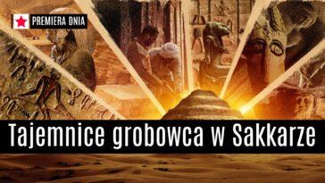 Tajemnice grobowca w Sakkarze Netflix