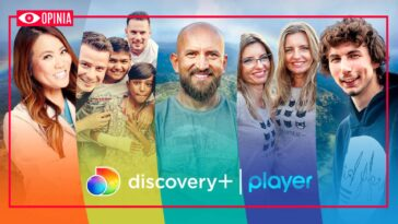 Discovery Plus Player Plus