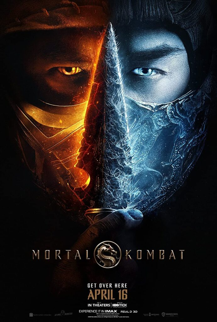 Mortal Kombat plakat