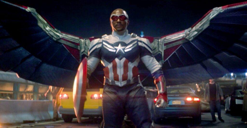 Sam Willson nowy Kapitan Ameryka