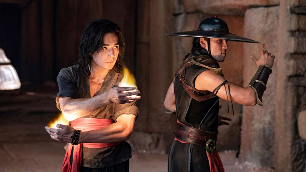 Kung Lao Liu Kang Mortal Kombat film 2021