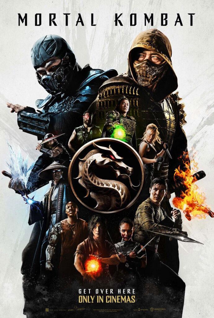 Plakat Mortal Kombat 2021 Poster