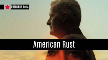 American Rust serial Showtime